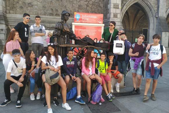 Foto cultura y actividades en Dublín